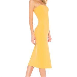Yellow Bec & Bridge dress